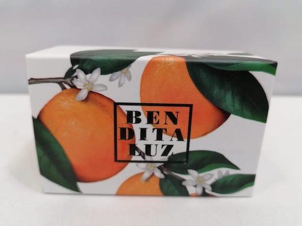 jabón naranja Sevilla